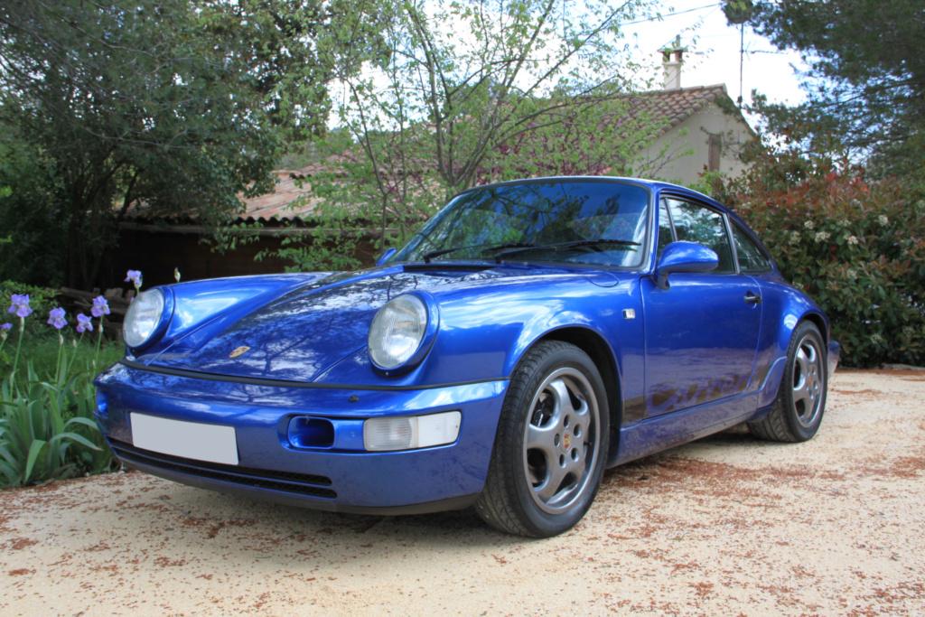 VENDS 996 Phase 2 3.6L Bleue Cobalt   VENDUE - Page 2 Img_1013