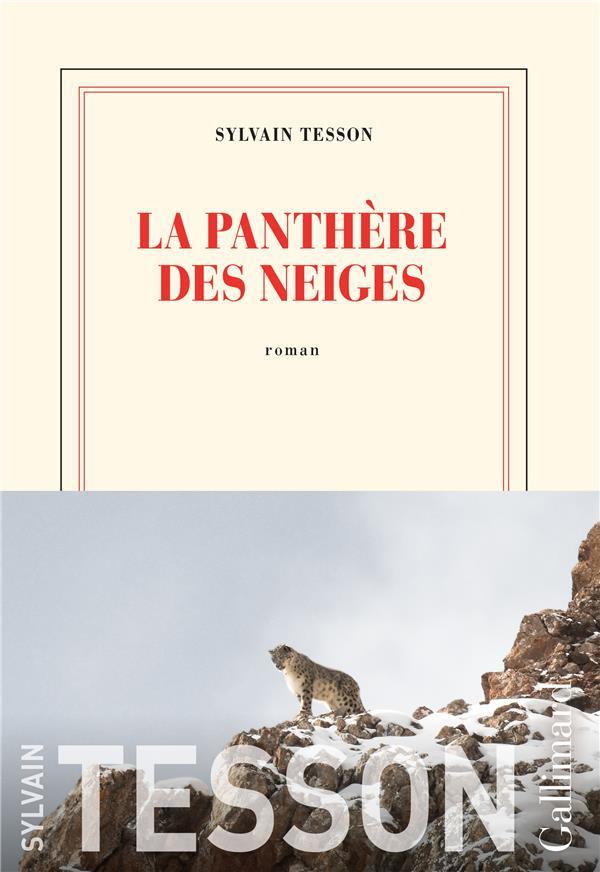 [Tesson, Sylvain] La panthère des neiges 97820710