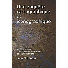 """""""Une enquête cartographique et iconographique : au fil du roman « La Comtesse de Cagliostro » Benosa10"""