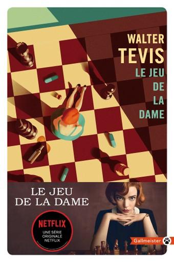 [Tevis, Walter] Le jeu de la dame Couv2112