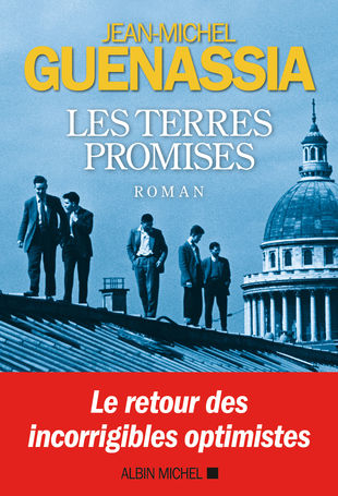 [Guenassia, Jean-Michel] Les terres promises  Couv4810