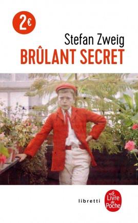 [Zweig, Stefan] Brûlant Secret Couv6110