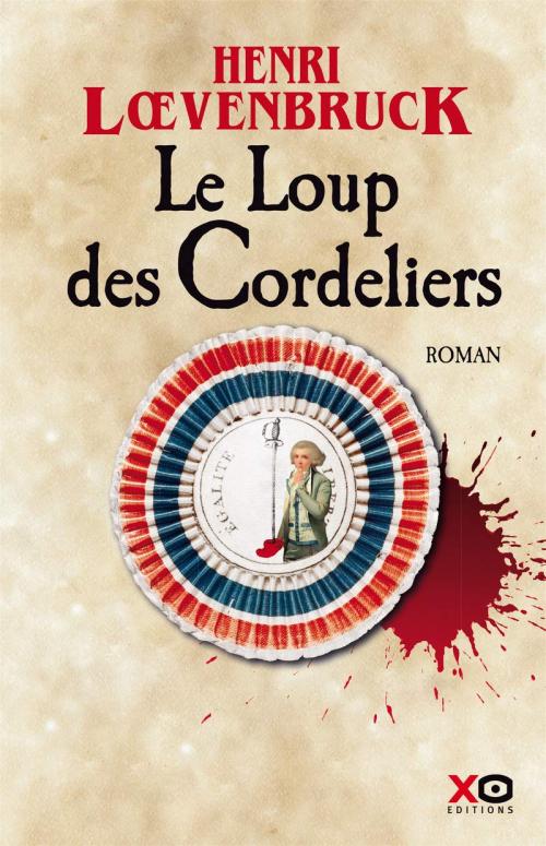 [Loevenbruck, Henri] Le Loup des Cordeliers Couv6710