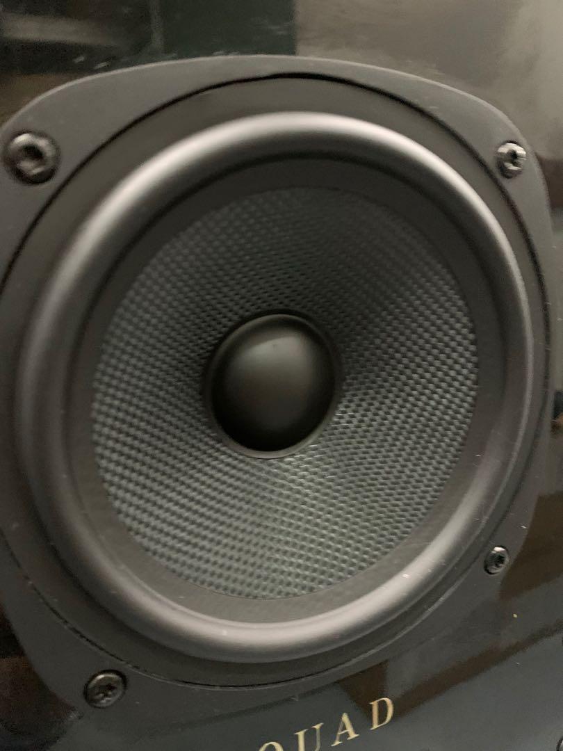 QUAD HI FI SPEAKERS - QUAD 25L Floorstand and Signature Centre Speaker Quad_215