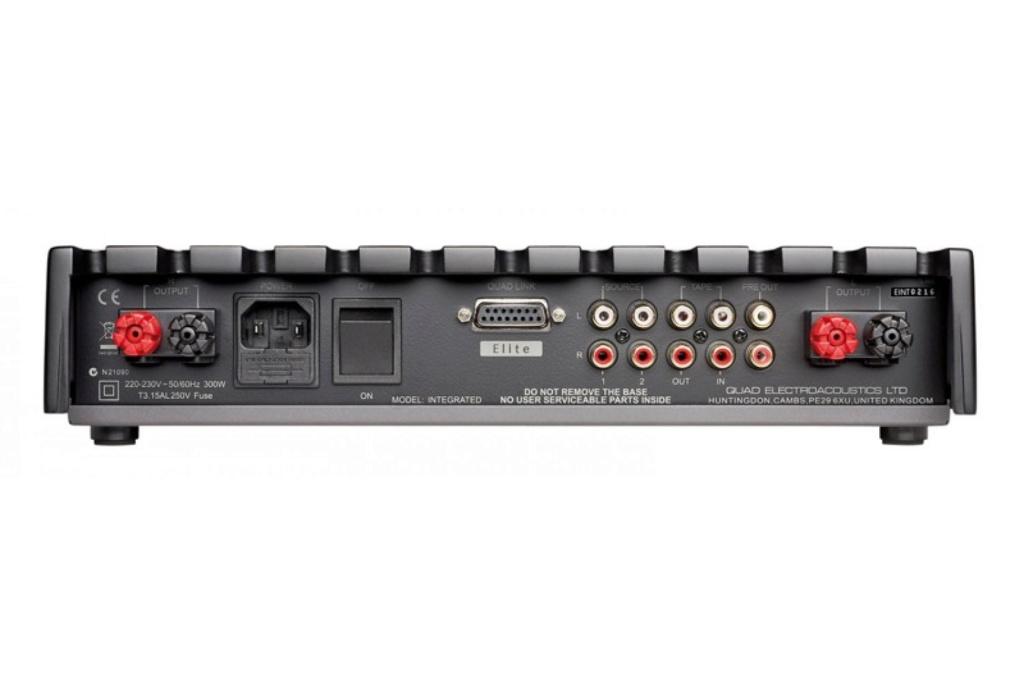 Quad Elite Integrated Amplifier  (Mint Condition) Quad_e10