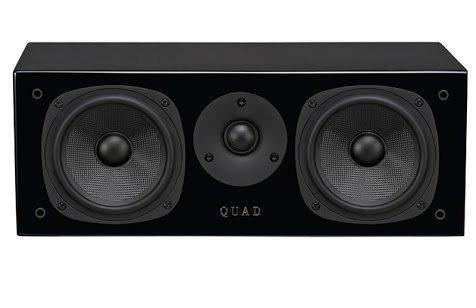 QUAD Centre Classic - Signature Edition with Original Box Speake10