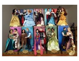 [RESULTATS en page 2][Sondage Designer] Les préférences des collectionneurs de poupées Designer Disney en 2020 - Page 2 19_1er10