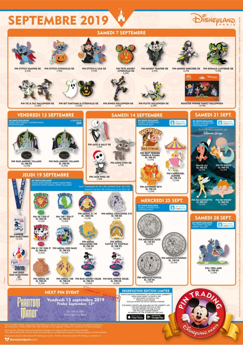Le Pin Trading à Disneyland Paris - Page 5 Pin-tr10