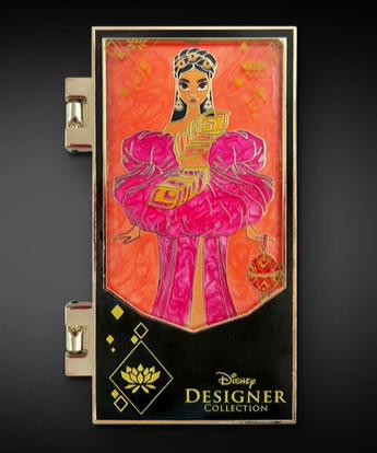 Disney Ultimate Glamorous Designer Collection (depuis 2021) Pins_f10