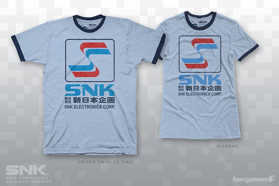 t-shirt SNK Produc10