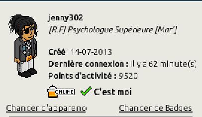 [C.H.U] Rapports d'activités de jenny302 Captur21