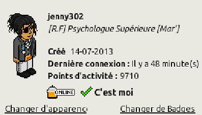 [C.H.U] Rapports d'activités de jenny302 Ra111