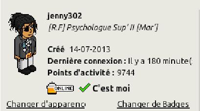 [C.H.U] Rapports d'activités de jenny302 - Page 2 Ra123
