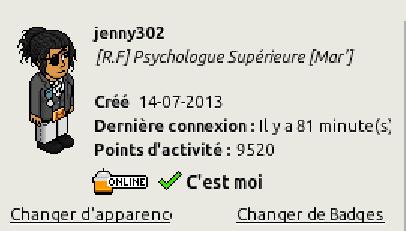 [C.H.U] Rapports d'activités de jenny302 Screen45