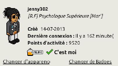 [C.H.U] Rapports d'activités de jenny302 Screen48