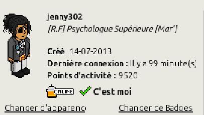 [C.H.U] Rapports d'activités de jenny302 Screen65