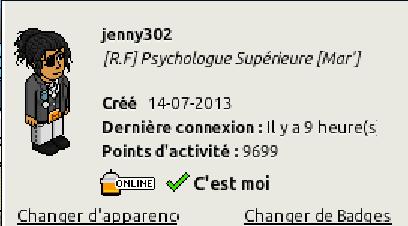 [C.H.U] Rapports d'activités de jenny302 Screen71