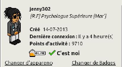 [C.H.U] Rapports d'activités de jenny302 - Page 2 Screen83