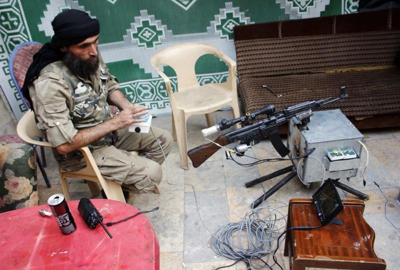 Des Sturmgewehr en Syrie ! 2013-011
