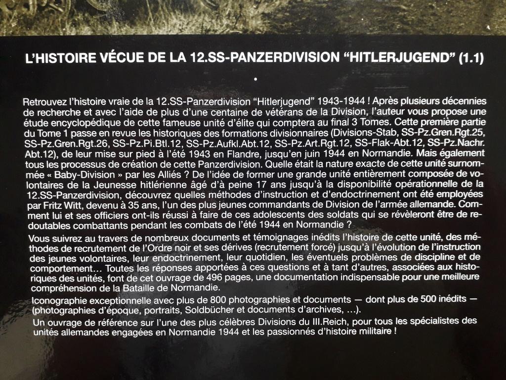 """SS Panzer Rgt 12 """"HJ"""", SS Panzer Rgt 2 """"DR"""", SS Panzer Rgt 1 """"LAH""""  - Page 2 20180612"""