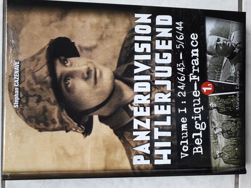 """SS Panzer Rgt 12 """"HJ"""", SS Panzer Rgt 2 """"DR"""", SS Panzer Rgt 1 """"LAH""""  - Page 2 20180613"""