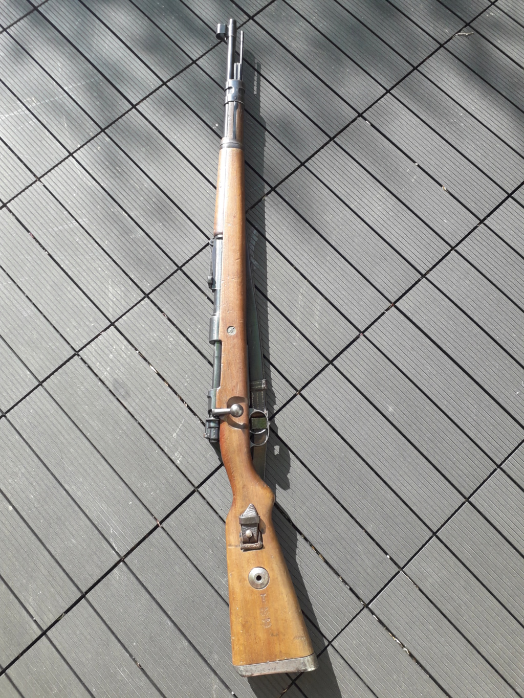 Mauser k98k BYF41 monomatricule et intouché depuis 74 ans 20180755