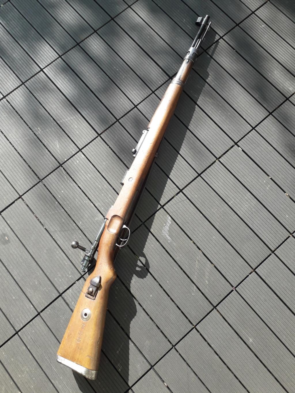 """Mauser 98k """"BYF41""""  20180763"""