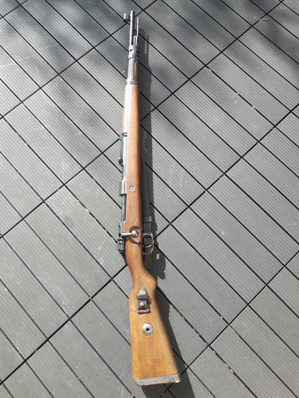 """Mauser 98k """"BYF41""""  20180772"""