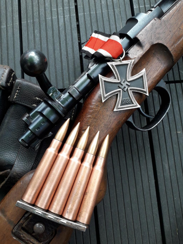 Mauser k98k BYF41 monomatricule et intouché depuis 74 ans 20180811