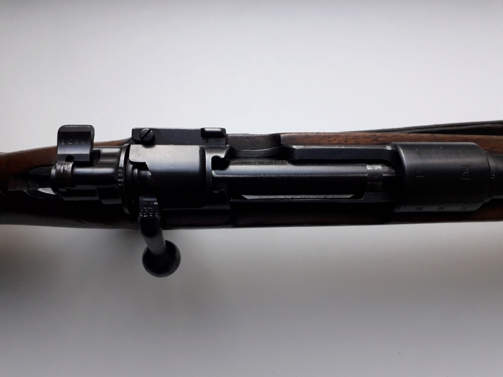 "Mauser 98k ""BYF41""  - Page 2 20181122"