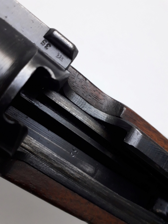 Mauser k98k BYF41 monomatricule et intouché depuis 74 ans 20181129
