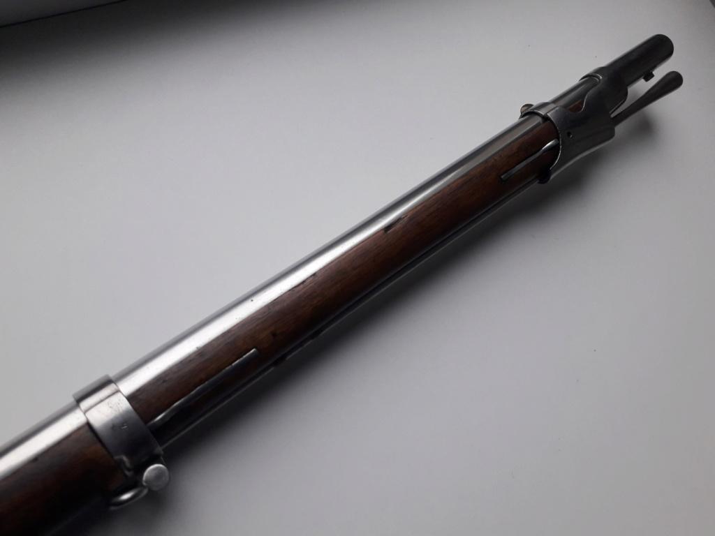 Fusil de voltigeur modèle 1816 20181220