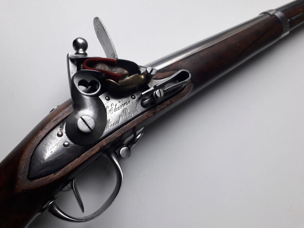 Fusil de voltigeur modèle 1816 20181221