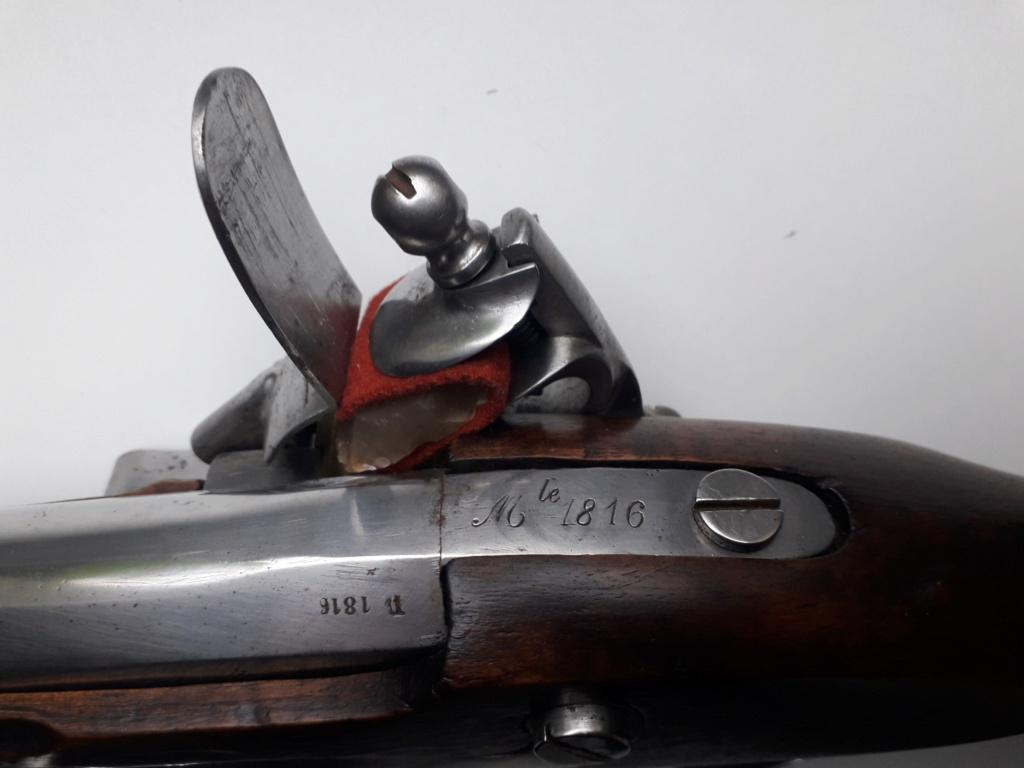 Fusil de voltigeur modèle 1816 20181222