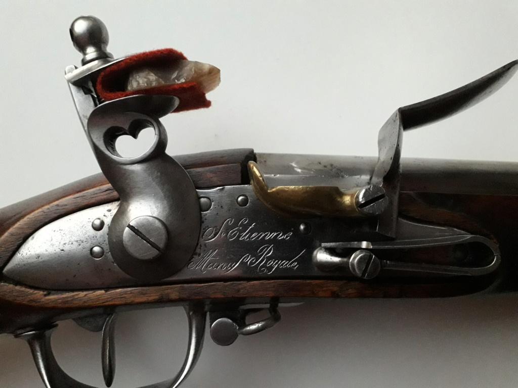 Fusil de voltigeur modèle 1816 20190224