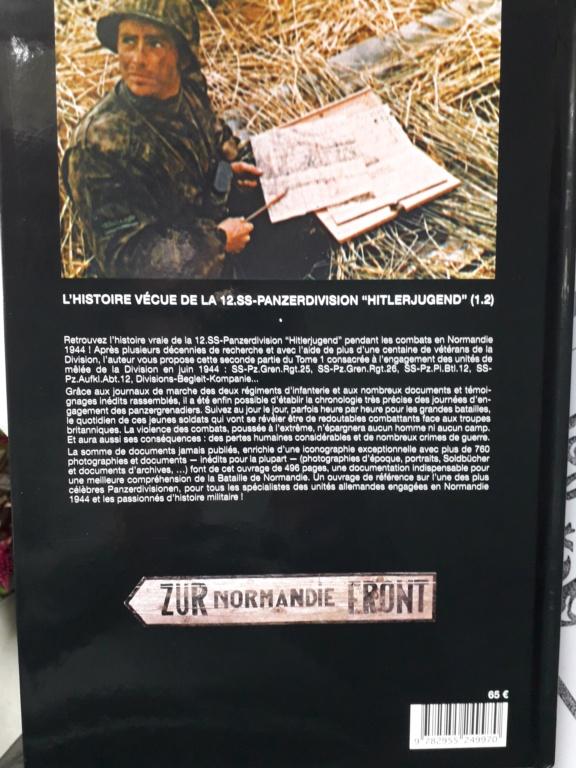 """SS Panzer Rgt 12 """"HJ"""", SS Panzer Rgt 2 """"DR"""", SS Panzer Rgt 1 """"LAH""""  - Page 2 20190610"""
