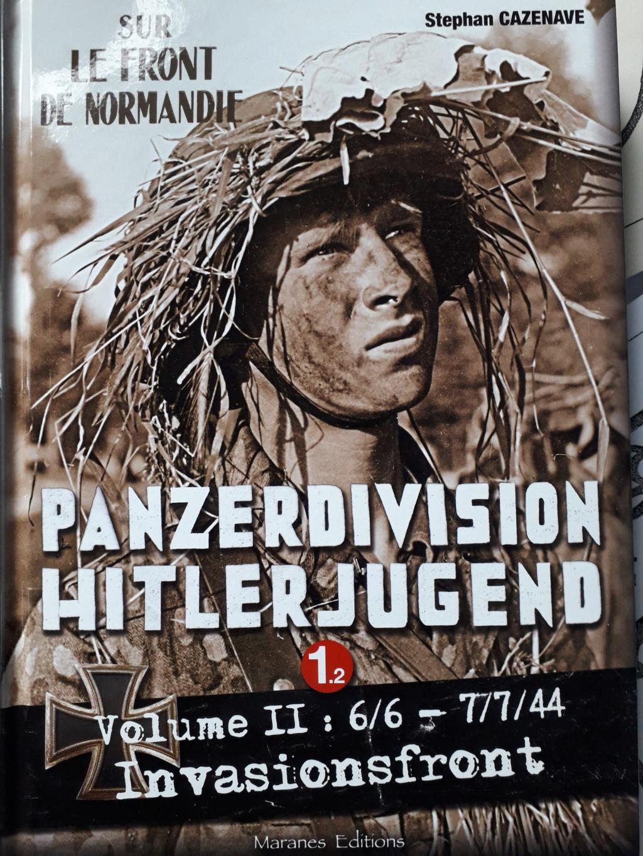 """SS Panzer Rgt 12 """"HJ"""", SS Panzer Rgt 2 """"DR"""", SS Panzer Rgt 1 """"LAH""""  - Page 2 20190611"""