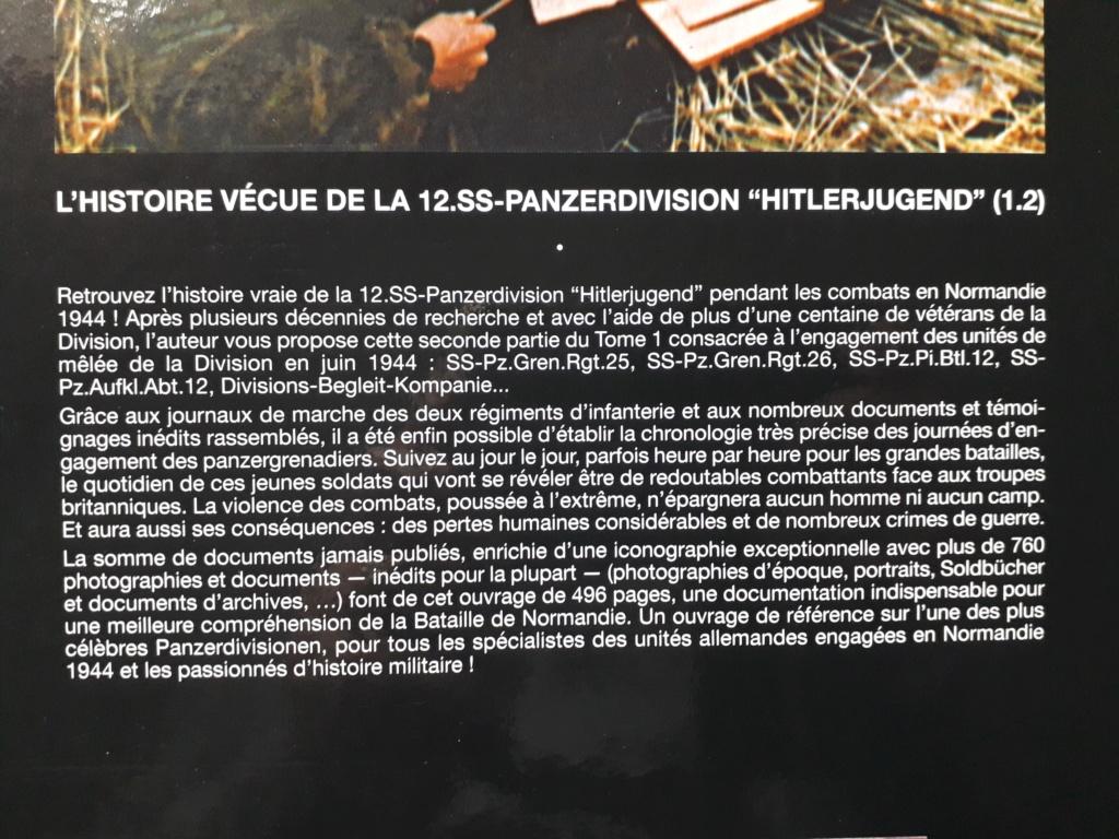 """SS Panzer Rgt 12 """"HJ"""", SS Panzer Rgt 2 """"DR"""", SS Panzer Rgt 1 """"LAH""""  - Page 2 20190612"""