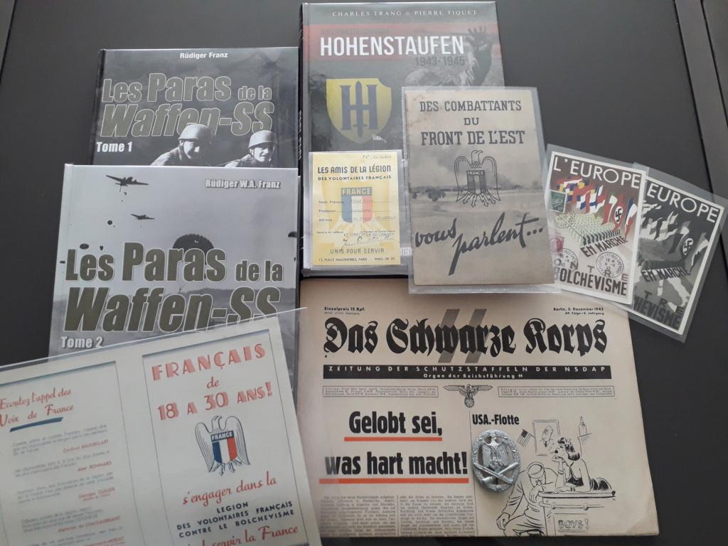 Waffen SS, LVF et ASA 20200211