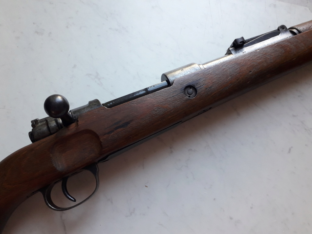 "Mauser 98k ""CE 42"" 20200611"