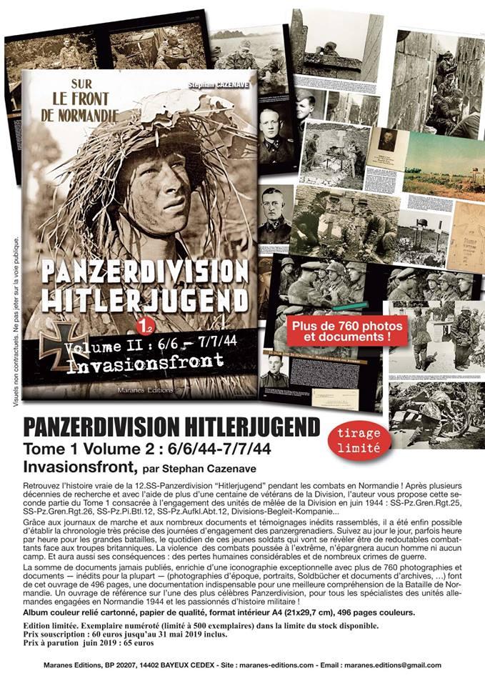 """SS Panzer Rgt 12 """"HJ"""", SS Panzer Rgt 2 """"DR"""", SS Panzer Rgt 1 """"LAH""""  - Page 2 56580511"""