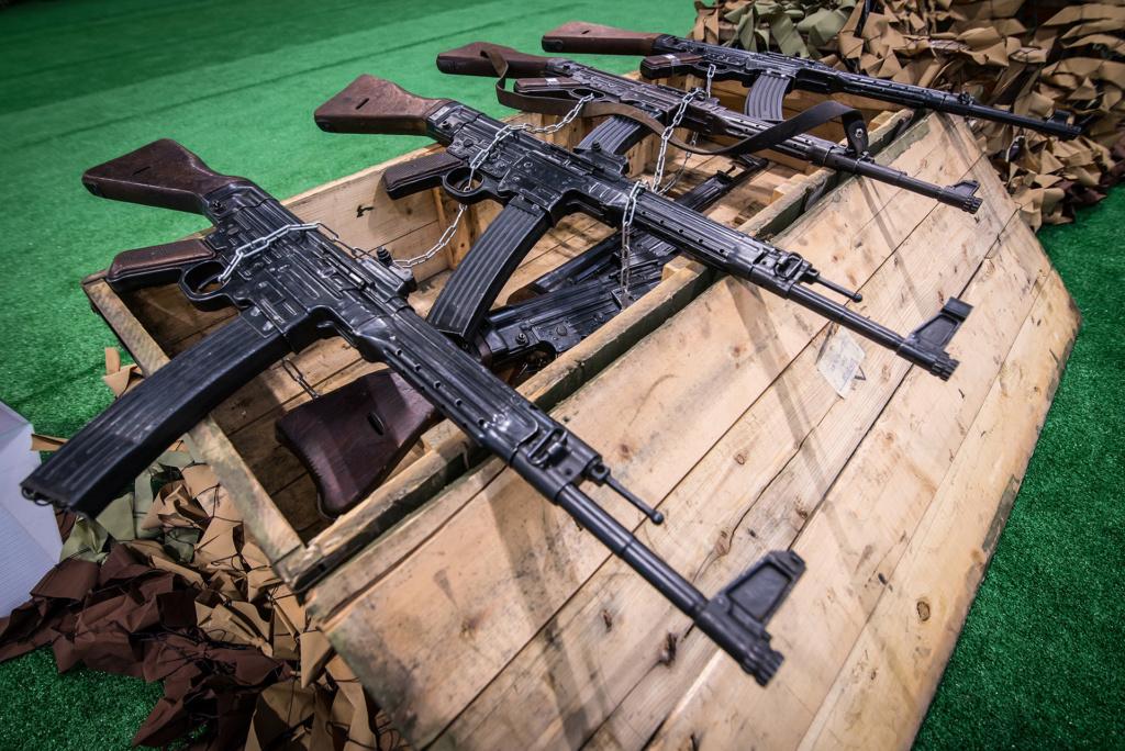 Des Sturmgewehr en Syrie ! 5bf25a10