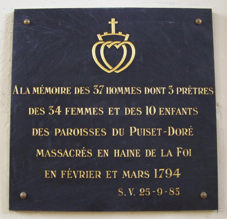 Sur les traces des guerres de Vendée et de la Chouannerie - Page 3 61186110