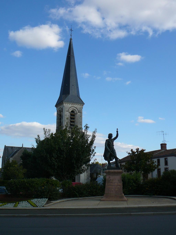 Sur les traces des guerres de Vendée et de la chouannerie bretonne Cholet12