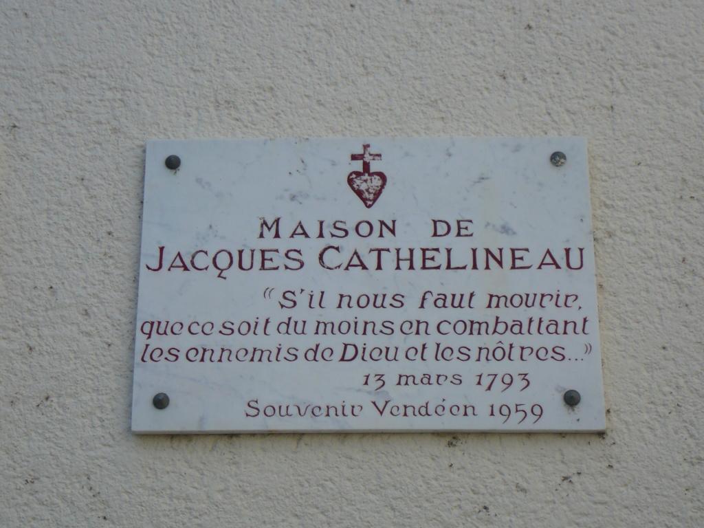 Sur les traces des guerres de Vendée et de la chouannerie bretonne Cholet13