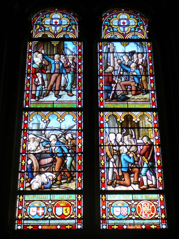 Sur les traces des guerres de Vendée et de la chouannerie bretonne Cholet16