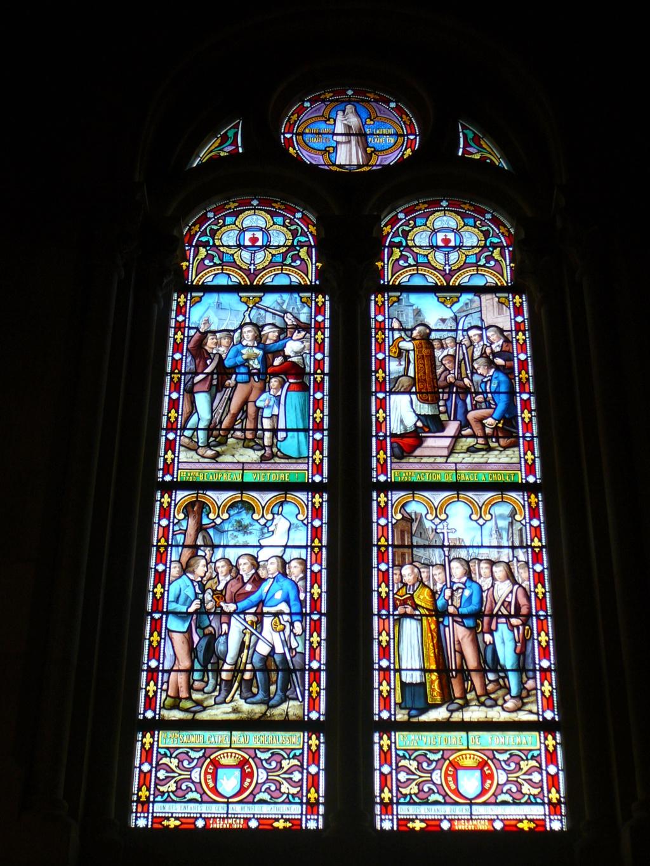 Sur les traces des guerres de Vendée et de la chouannerie bretonne Cholet17