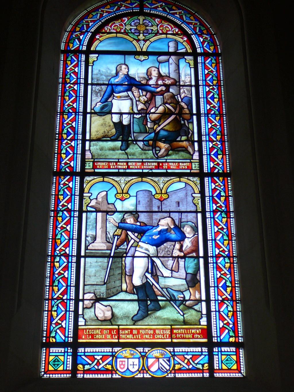 Sur les traces des guerres de Vendée et de la chouannerie bretonne Cholet18