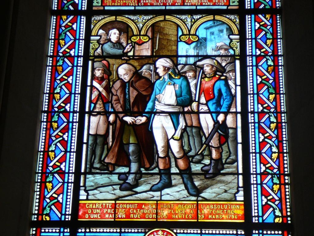 Sur les traces des guerres de Vendée et de la chouannerie bretonne Cholet20