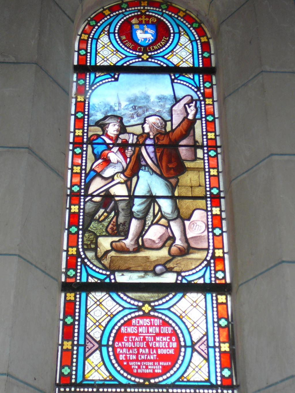 Sur les traces des guerres de Vendée et de la chouannerie bretonne Cholet21